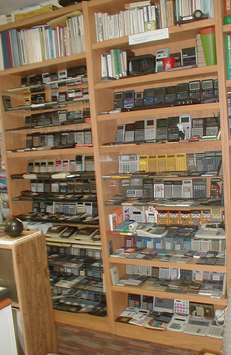 mark > s calculator collection