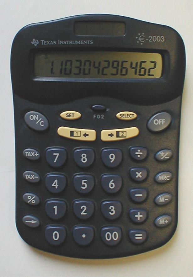 Mark-->'s Currency Calculators