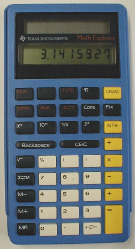 Mark-->\'s Educational Calculators