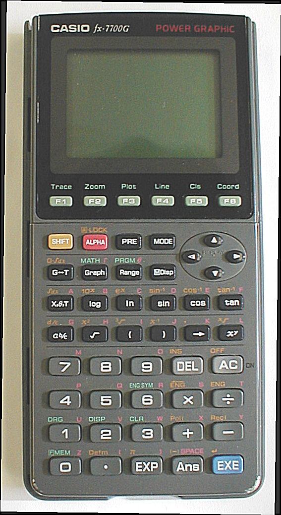 Mark-->'s Graphing Calculators